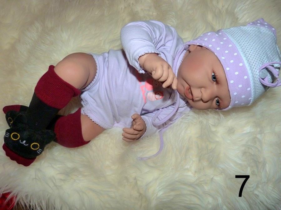 Realistická bábika 05
