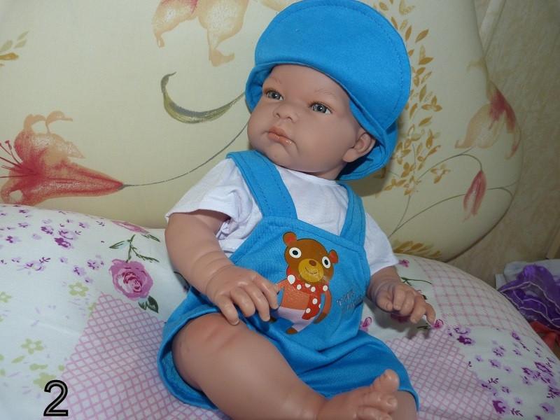 Realistická bábika 71 chlapec