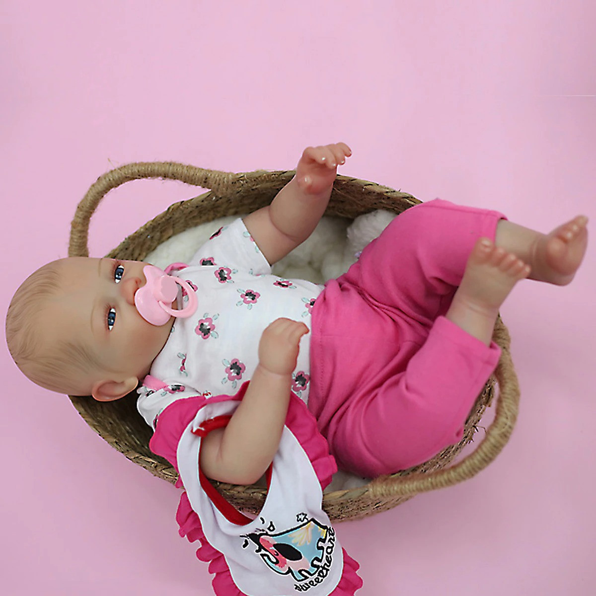 Zberateľská  bábika BIBA