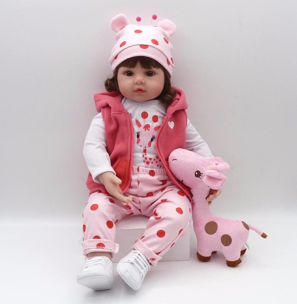 Realistická bábika 801