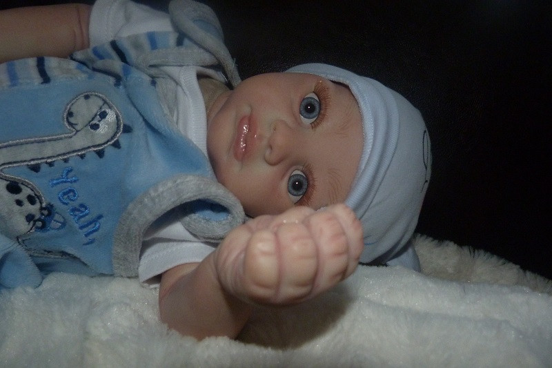 Reborn bábika Patrik
