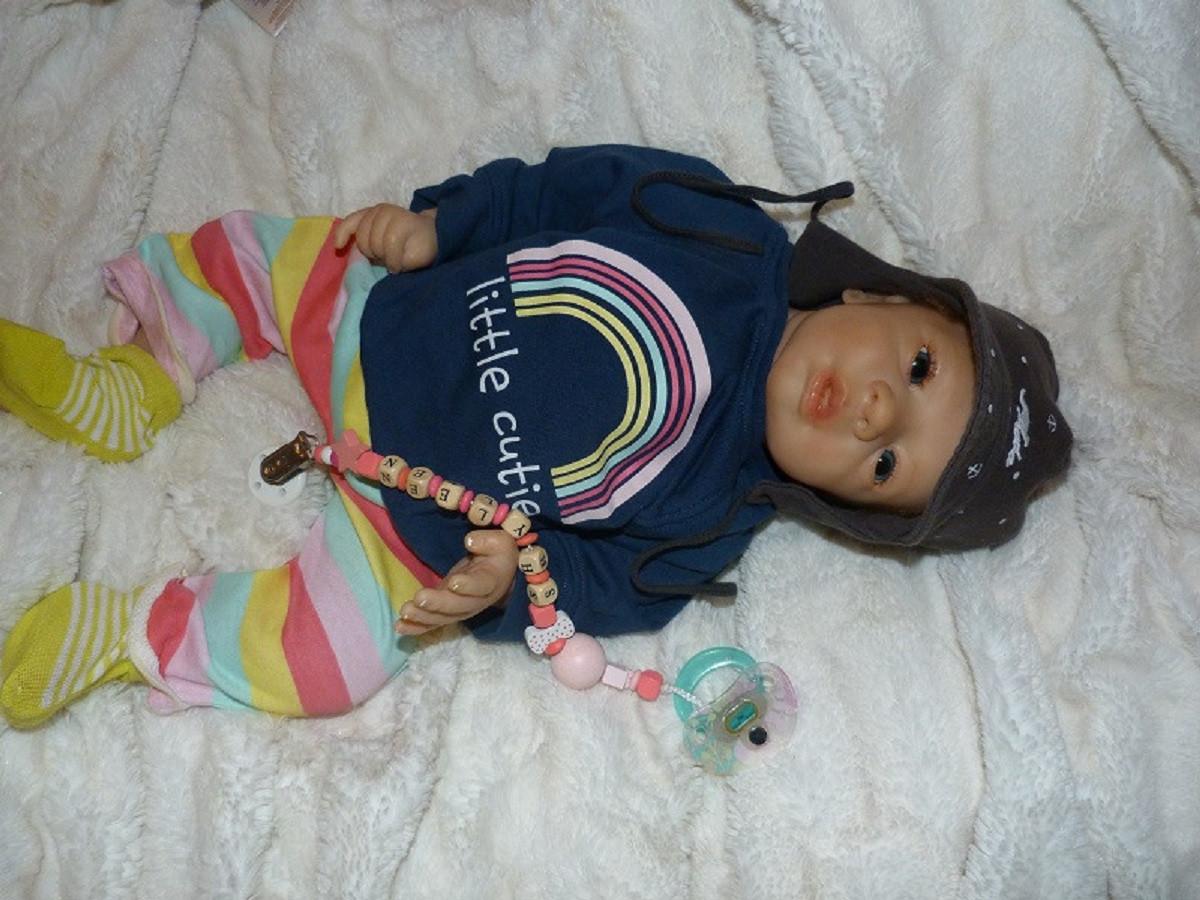 Reborn bábika BRUNO