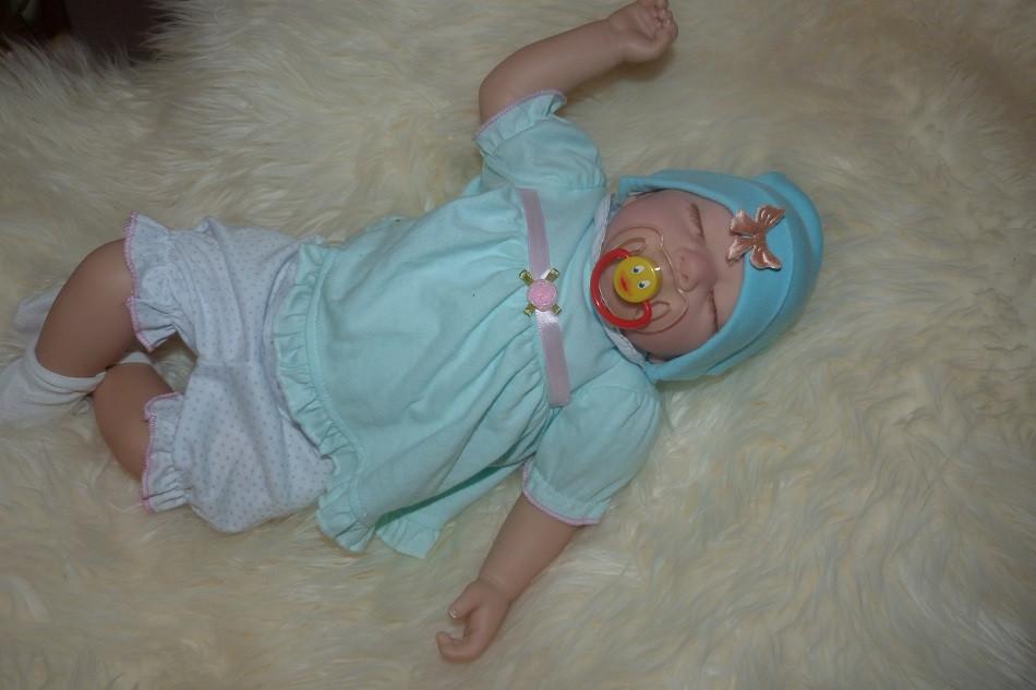 Reborn bábika NINA 7