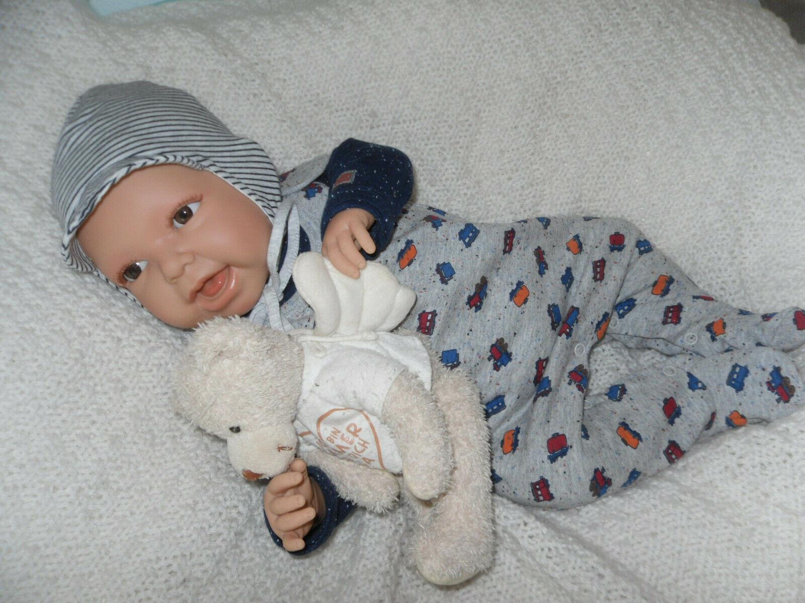 Realistická bábika 993